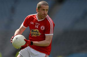 Tyrone's Stephen O'Neill has regained fitness