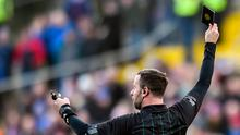 'Even if the black-card sanction is introduced, it's unlikely to be used very often since hurling referees tend to ignore rules.' Photo: Sportsfile