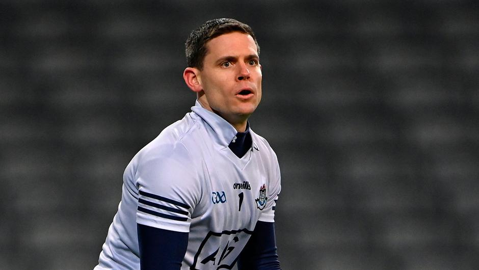 Stephen Cluxton is the sole survivor from Dublin'slast Leinster trip behind enemy lines in 2006. Photo: Sportsfile