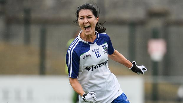 Monaghan's Therese Scott