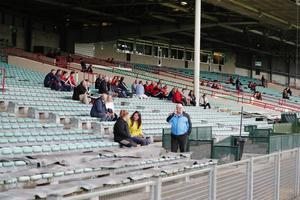 'A crowd of 100 was lost in the Gaelic Grounds with its capacity of almost 50,000'