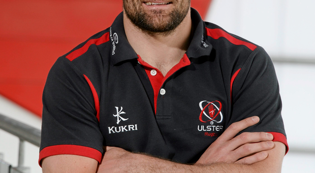 Ulster's Jared Payne