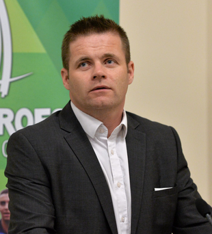 Dessie Farrell said there was 'an appetite for change' to the football championship