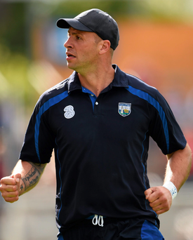 Waterford selector Dan Shanahan