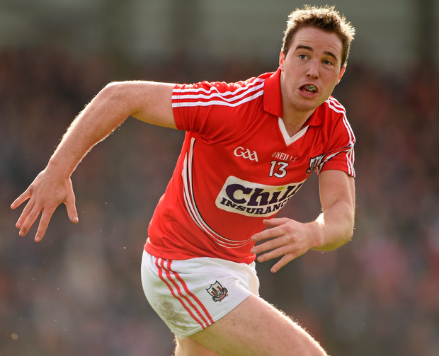 Cork's Colm O'Neill 'has the ability to bring in his fellow forwards'