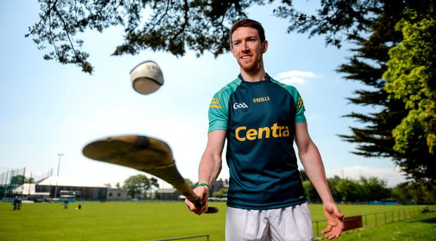 Limerick hurler and new GPA chairman Seamus Hickey. 'We made proposals and we're still waiting'