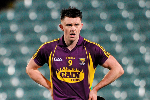 'Wexford make just one change with Harry Kehoe (pictured) coming into attack for the injured Podge Doran. Photo: Sportsfile