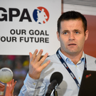 Dessie Farrell has announced his decision to resign as chief-executive of the GPA Picture: Sportsfile