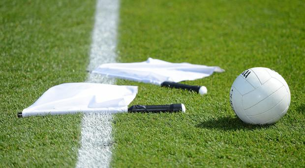 The incident occurred in a minor game last weekend