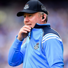 'I have huge admiration for Jim Gavin, probably the greatest Dublin manager of all time' Photo: Sportsfile