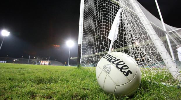 Carlow remain very much in the mix for promotion to Division 3 after they secured their third successive league win, putting visitors Leitrim to the sword at Netwatch Cullen Park on Saturday night. Photo: Sportsfile