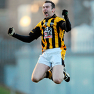 Oisín McConville has spoken openly about his gambling addiction. His club Crossmaglen Rangers is backed by Bar One Racing in one of the few high-profile sponsorship deals with a betting company. Photo: Sportsfile