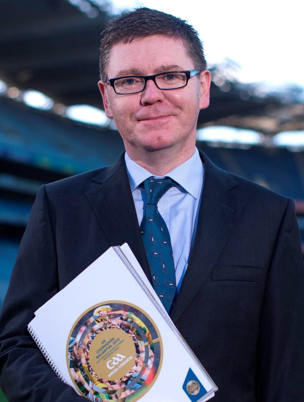Tom Ryan is currently employed in Croke Park as the GAA's director of finance. Photo: Sportsfile