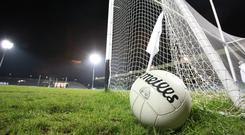 A number of substitutes on the night in question are among those who have been suspended after they contributed to a sustained melee. Stock image: Sportsfile