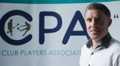 Micheal Briody says the CPA supports Roscommon's call for an urgent review of the national programme of games at county and club level