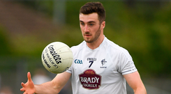Kevin Flynn is another concern for Kildare after the weekend's club action. Photo: Sportsfile