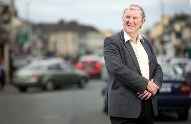 Eugene McGee: 'He undertook countless deeds of altruism, many of which his wife Marian only heard of for the first time during the past week'. Photo: Gerry Mooney