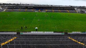 GAA crowds are limited to 200 right now