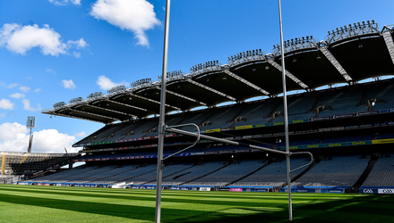 A general view of the GAA's Croke Park headquarters
