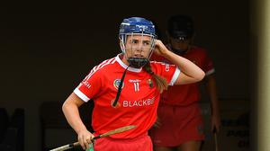 Orla Cronin of Cork: Still hoping to get red card rescinded in order to play against Galway on Sunday. Photo: Sportsfile