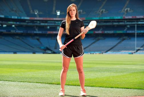 Clare's Eimear Considine is looking forward to taking on Galway tomorrow