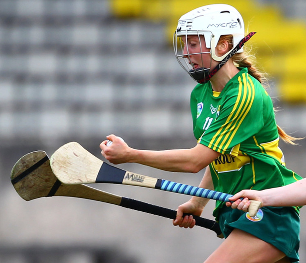 Kerry's Patrice Diggin: 'It was great playing in college. The girls made it so easy.' Photo: INPHO