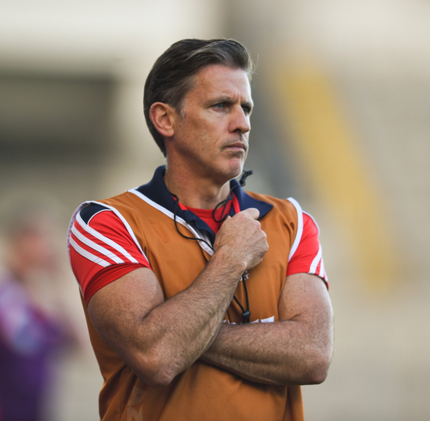 Manager Paudie Murray. Photo: David Fitzgerald/Sportsfile