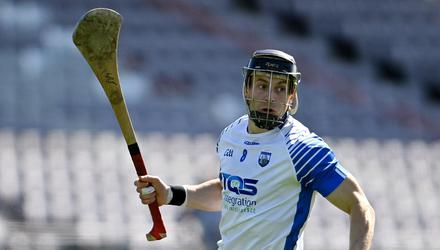 Jamie Barron is a key figure in the Waterford team. Photo: Sportsfile