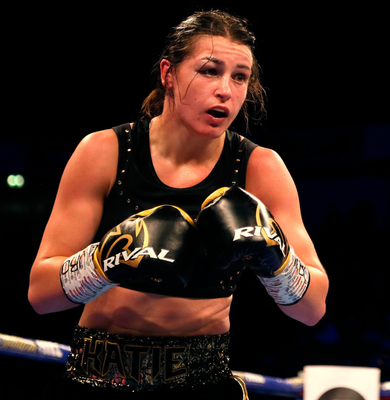 Matchroom are unable to name an opponent for Katie Taylor