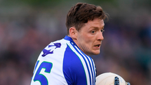 Conor McManus of Monaghan: injury problems. Photo: Sportsfile