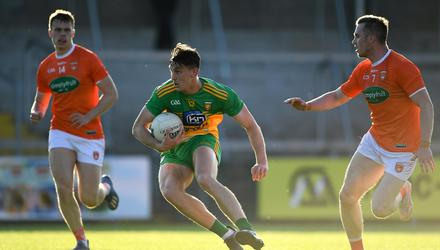 Donegal need the likes of Michael Langan to step up to the mark. Photo: Piaras Ó Mídheach/Sportsfile