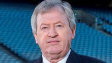 Director General of the GAA Páraic Duffy. Photo: Sportsfile