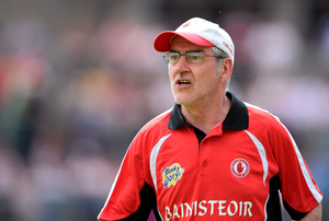 Mickey Harte: confusion. Photo: Sportsfile