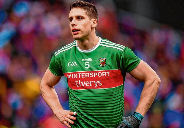 Mayo's Lee Keegan has been named to start against Galway