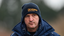 Meath manager Andy McEntee   Photo: Sportsfile