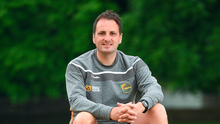 Steven Poacher said it would have left a 'bad taste' to end his time with Carlow after last season, when he was hit with a hefty suspension for his behaviour towards a referee sportsfile. Photo: Matt Browne/Sportsfile