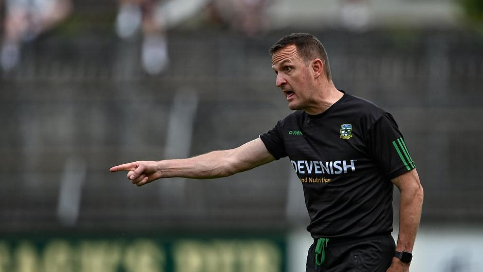Meath manager Andy McEntee. Image credit: Sportsfile.