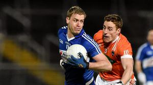 Laois forward Donie Kingston has returned to the O'Moore County squad ahead of the upcoming Allianz League. Photo: Oliver McVeigh/Sportsfile