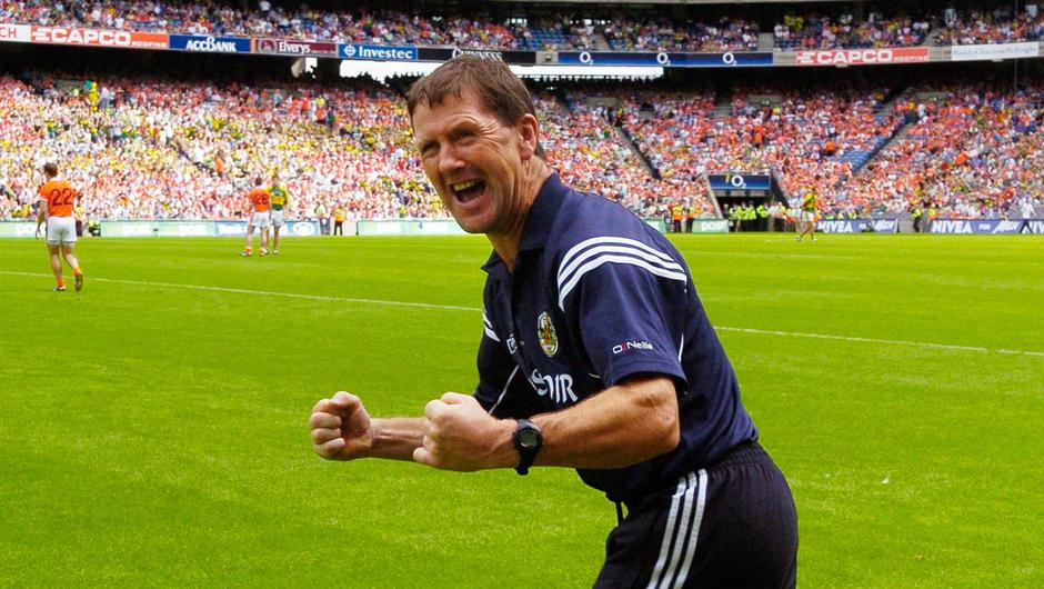 Kerry's new manager Jack O'Connor. Photo: Damien Eagers/Sportsfile