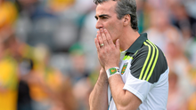 Jim McGuinness has stepped down as Donegal manager after four years in charge. Picture credit: David Maher/ SPORTSFILE
