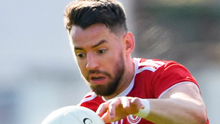 Tyrone captain Matthew Donnelly