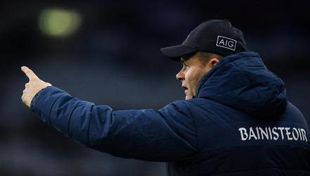 Dublin manager Dessie Farrell, who is currently serving a 12-week ban. Photo: Sam Barnes/Sportsfile
