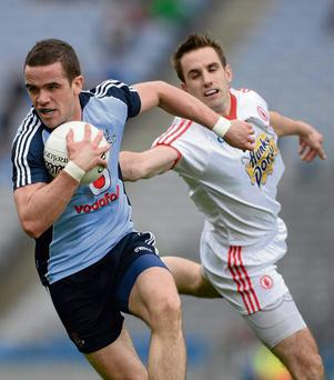 Ger Brennan: 'Once you have a Dublin jersey on, you are representing the history of Dublin football and you have a responsibility to that'
