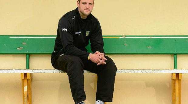 Michael Murphy is set to be named the captain of Ireland's International Rules team