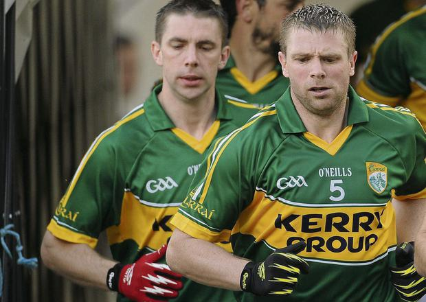 Marc and Tomas O Se will be hoping to lead from the front when Kerry face Dublin on Sunday