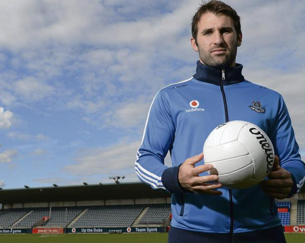 Bryan Cullen is looking forward to Sunday's All-Ireland final just as much as he did when he was Dublin captain in 2011