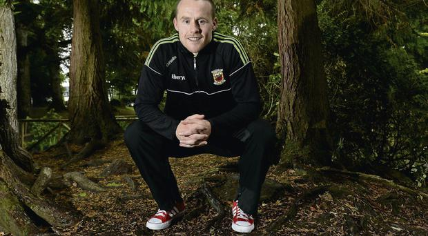 Mayo's Andy Moran admits missing last year's All Ireland final through injury was 'emotional'