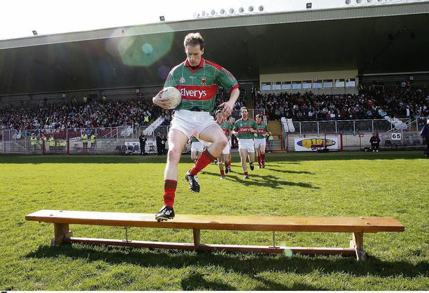The 25 best Mayo players of the past 25 years - Independent ie