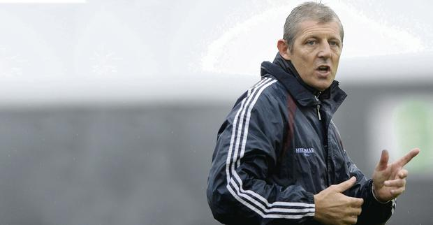 Tomas O Flaharta becomes the seventh Laois manager since 2000