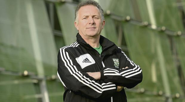 Mick Lillis and everybody else in Portlaoise have their sights set on glory tomorrow